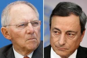 Schaeuble-Draghi