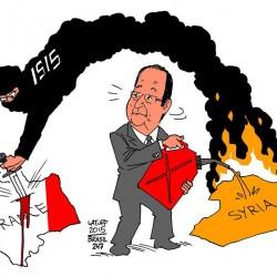 Παρίσι 13/11 ή όταν ο θάνατος σκορπά τον θάνατο. Και μετά;